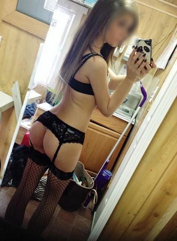 Juste une meuf de la Joliette, 22 ans, qui kif le sexe