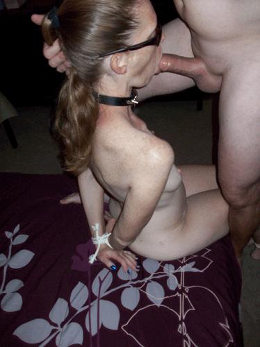 Nina soumise pour complice tendre et dominant